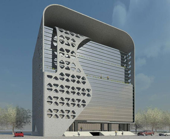 Building at Patna
