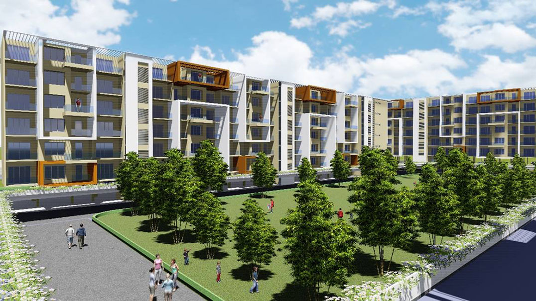 Mixed Development at Nashik