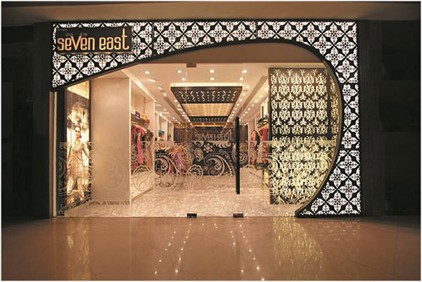 Seven East Showroom in Mumbai